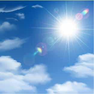 zon voor herstel vitamine d